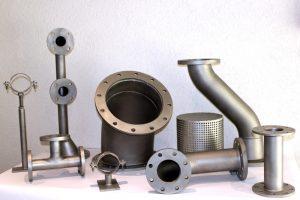 Rohrleitungs- und Formstücksbau